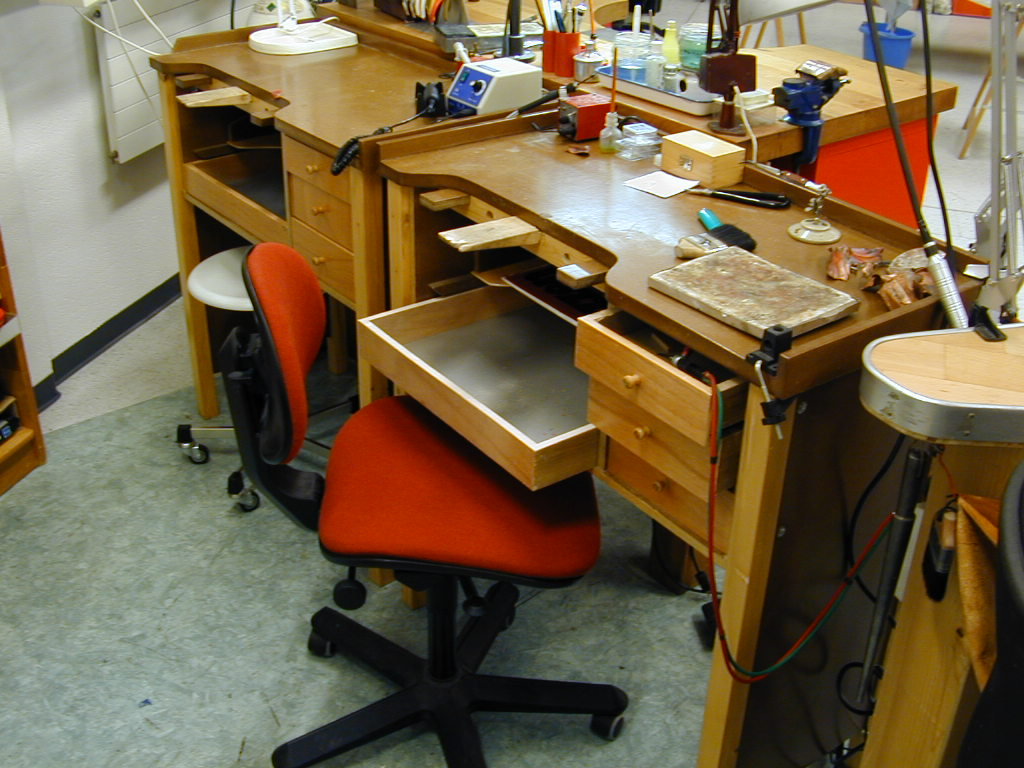 Jewellery Manufacturing Workshop